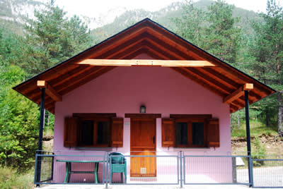 Bungalow Campsite Pineta - Monte Perdido - Meditation and Contact Meeting - 21, 22 and 23 September, 2018
