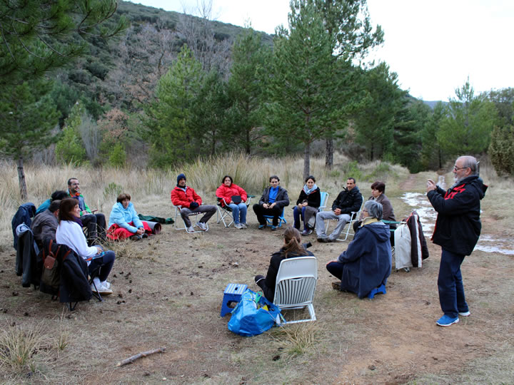 Meeting &#8220;Joined for Peace&#8221; held at Rasal (Huesca &#45; Spain) &#45; 20<sup>th</sup>, 21<sup>st</sup> and 22<sup>nd</sup> March, 2015