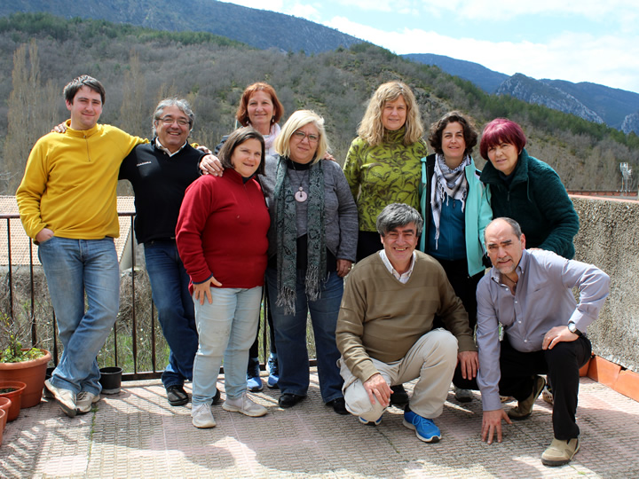 Meeting of Souls &#45; Rasal (Huesca &#45; Spain) &#45; 8<sup>th</sup>, 9<sup>th</sup> and 10<sup>th</sup> April, 2016
