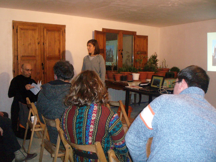 Conference: &#8220;World Council of Light &#45; Lake Titicaca 2012&#8221; by Marta Royo &#45; Rasal (Huesca &#45; Spain) &#45; 19<sup>th</sup> February, 2010