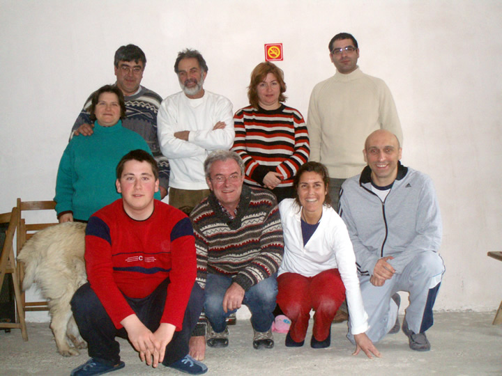 Workshop: &#8220;Preparing for 2012&#8221; by Marta Royo &#45; Rasal (Huesca &#45; Spain) &#45; 20<sup>th</sup> and 21<sup>st</sup> February, 2010