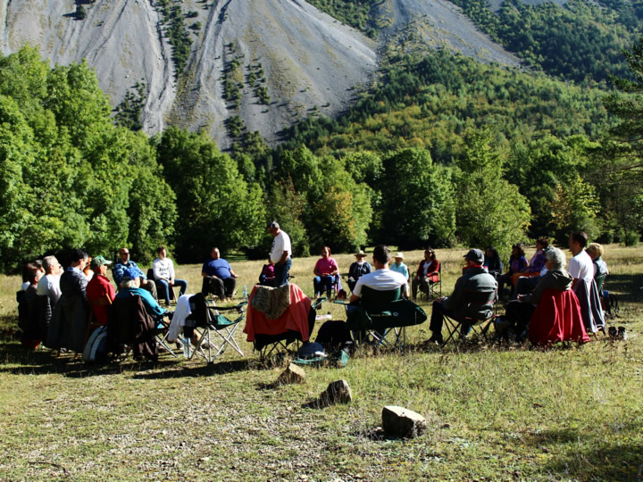 Monte Perdido &#45; Meditation and Contact Meeting &#45; Valle de Pineta (Huesca &#45; Spain) &#45; 23<sup>rd</sup>, 24<sup>th</sup> and 25<sup>th</sup> September, 2016