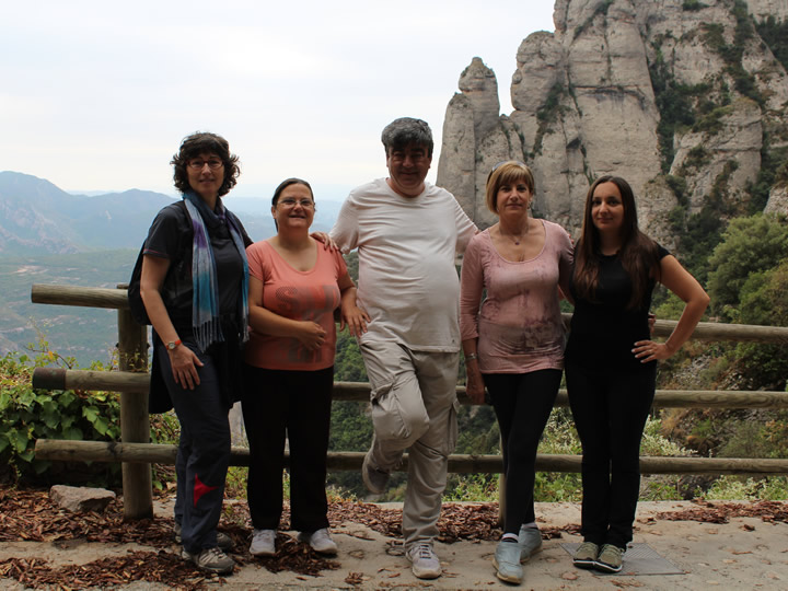 Meditation and Contact Meeting held in Montserrat (Barcelona &#45; Spain) &#45; 24<sup>th</sup>, 25<sup>th</sup> and 26<sup>th</sup> July, 2015